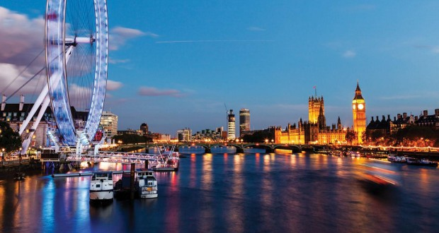 Londres-panorama