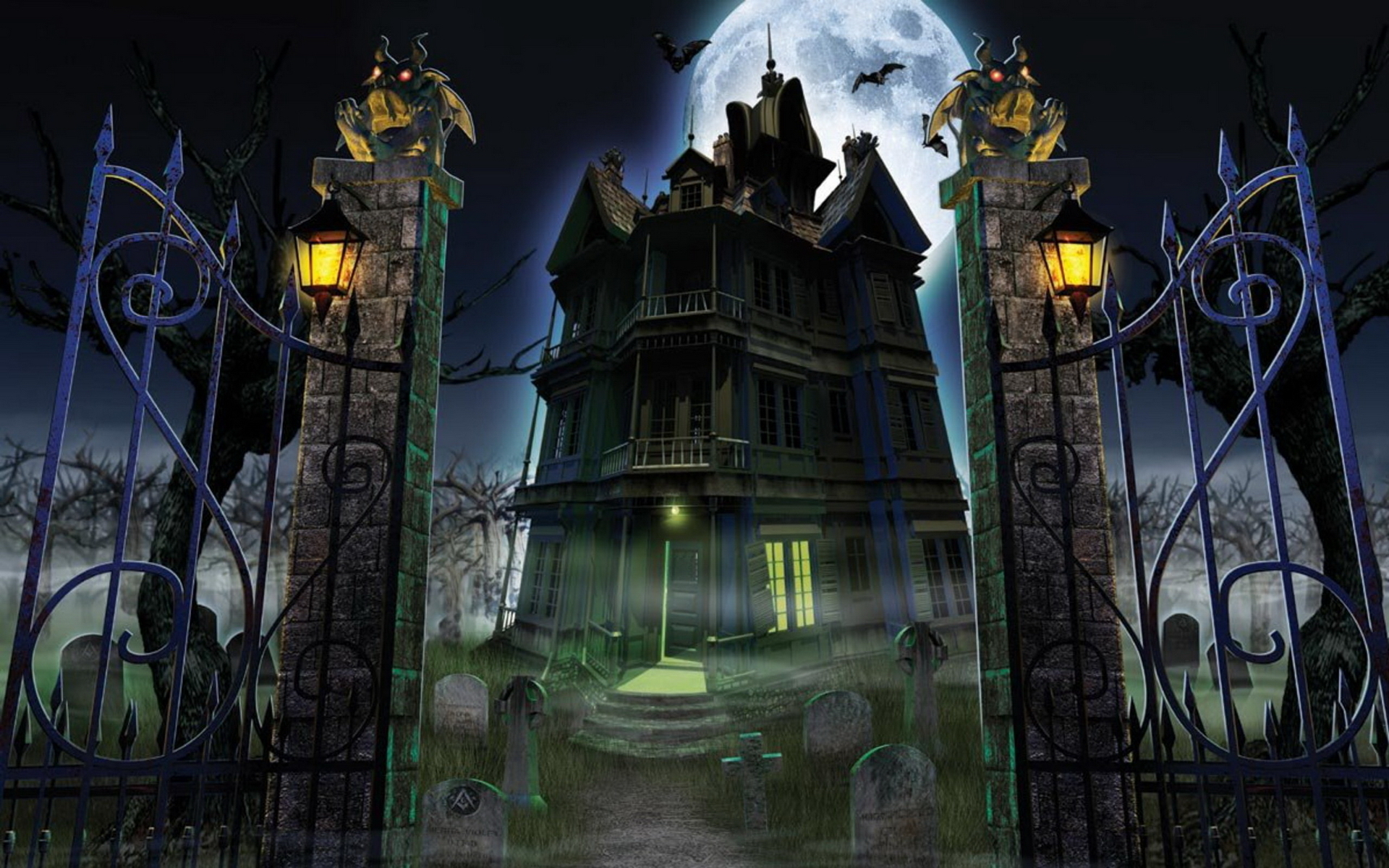 top 10 des maisons hant es visiter pour halloween likibu. Black Bedroom Furniture Sets. Home Design Ideas