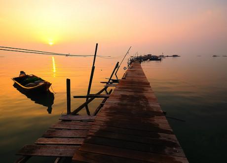 Img1_KHAIRIL FAIZI_Jetty horizon_ Batu Uban_  Penang