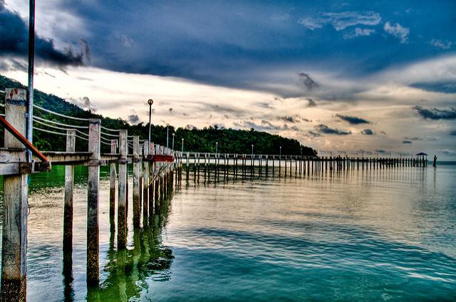 Img4_Syed Abdul Khaliq_Penang National Park in HDR