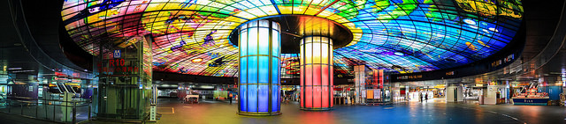 Img4_tsaiian_美麗島站 Formosa Boulevard Station