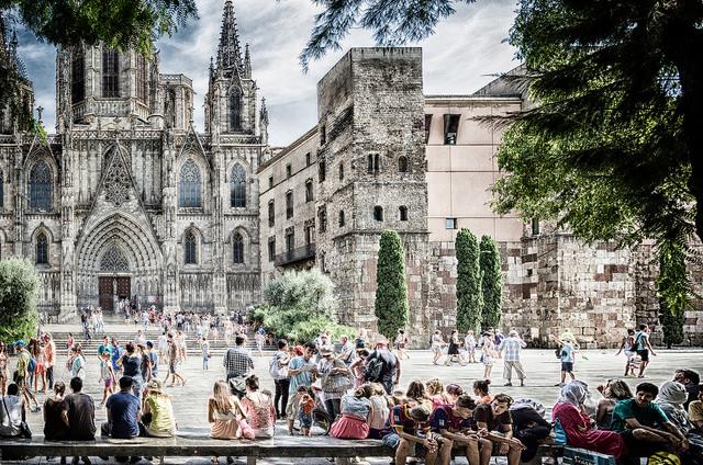 Barcelone - Jean-Pierre ARIBAU