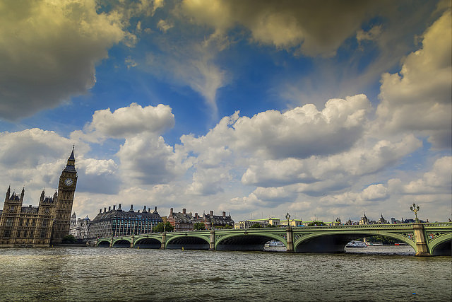 Londres- David Castañón