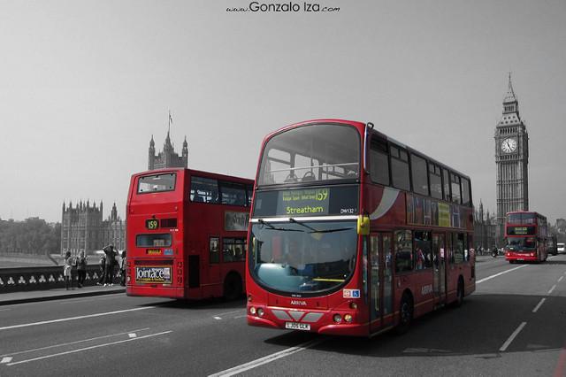 Londres- Gonzalo Iza