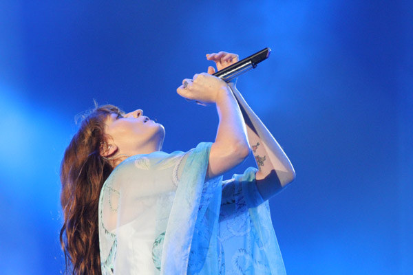 Florence And The Machine@ Rock in Rio - Cidade do Rock (RJ)