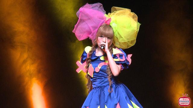 TVFRANCEJAPON kyary pamyu pamyu @ japan expo 2012