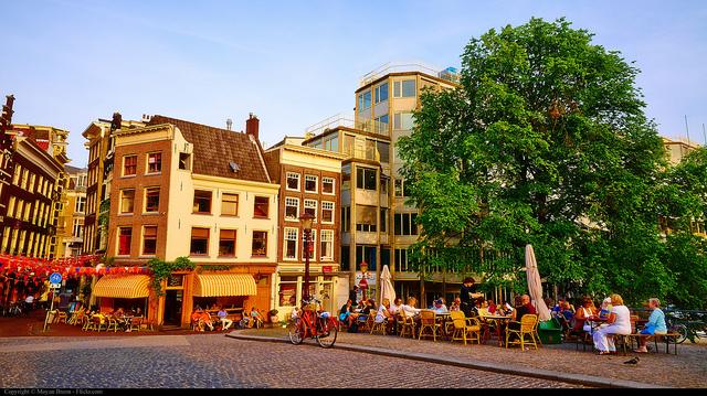 Amsterdam - Moyan Brenn