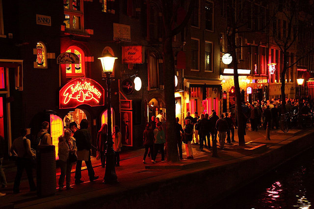 Amsterdam - amsterdamredlight