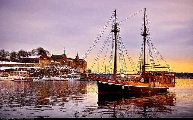 Oslo - Moyan Brenn