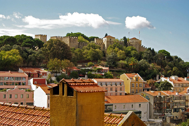 Lisbonne - peuplier