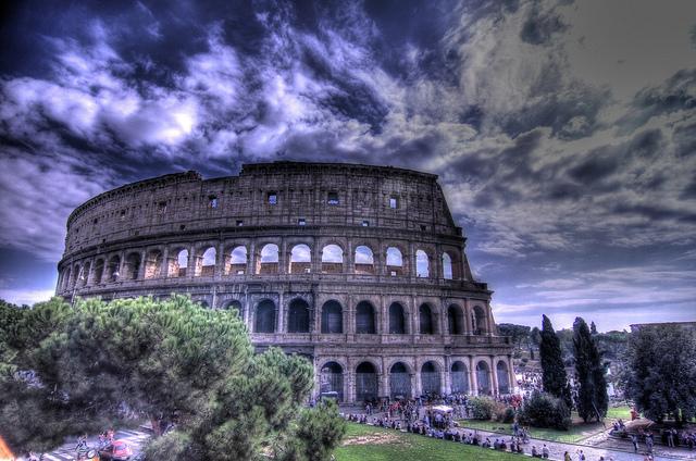 Rome - Marc CARAVEO