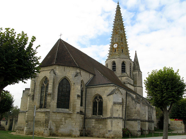 Aisne - Marc Roussel
