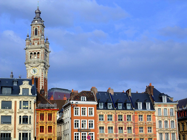 Lille - James cridland