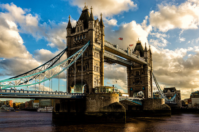 Londres - Davide D'Amico