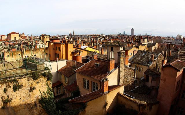 Lyon - Francis Gateau