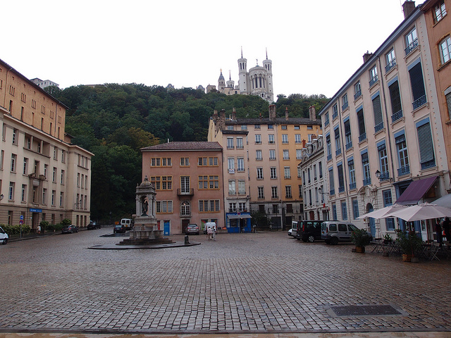 Lyon - Guilhem Vellut