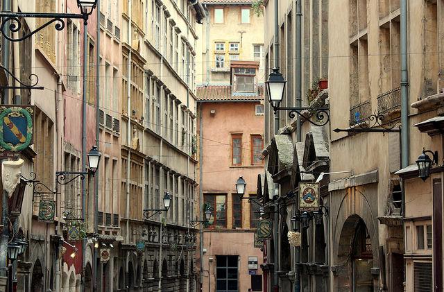 Lyon - Olivier