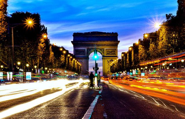 Paris - Khairul Abdullah