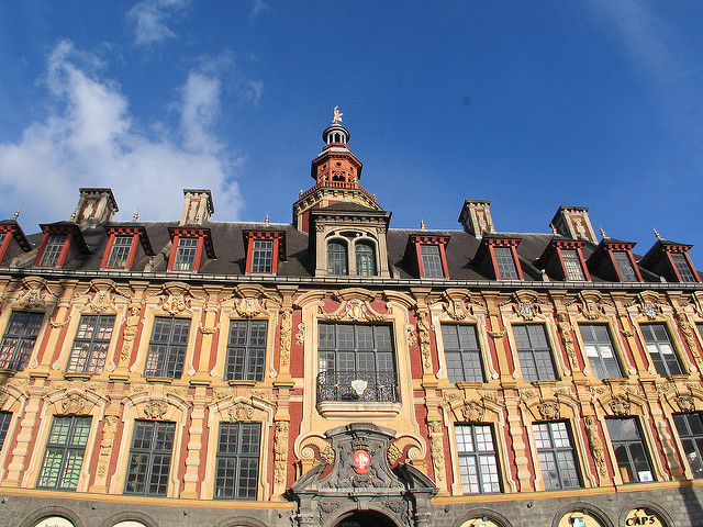 Lille - Claude Fabry