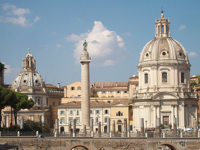 Rome - altotemi
