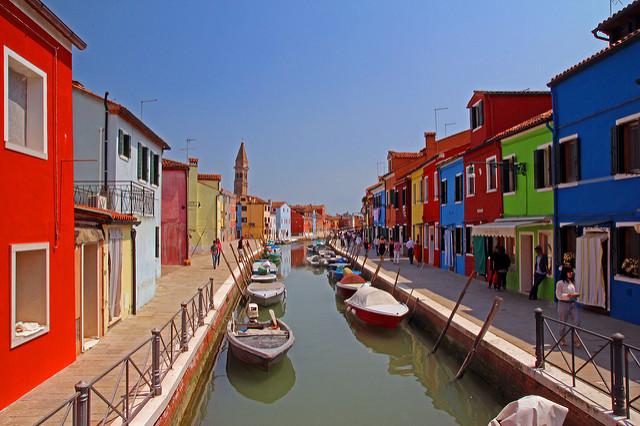 Venise - Ben Ritchie