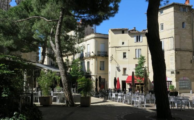 En visite à Montpellier