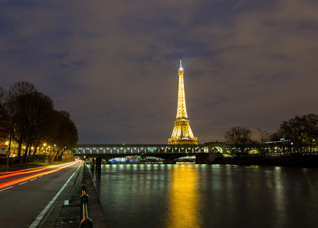 Paris-Eiffel tower-passy