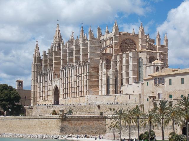 Cathedral-majorque-la palma-Seu