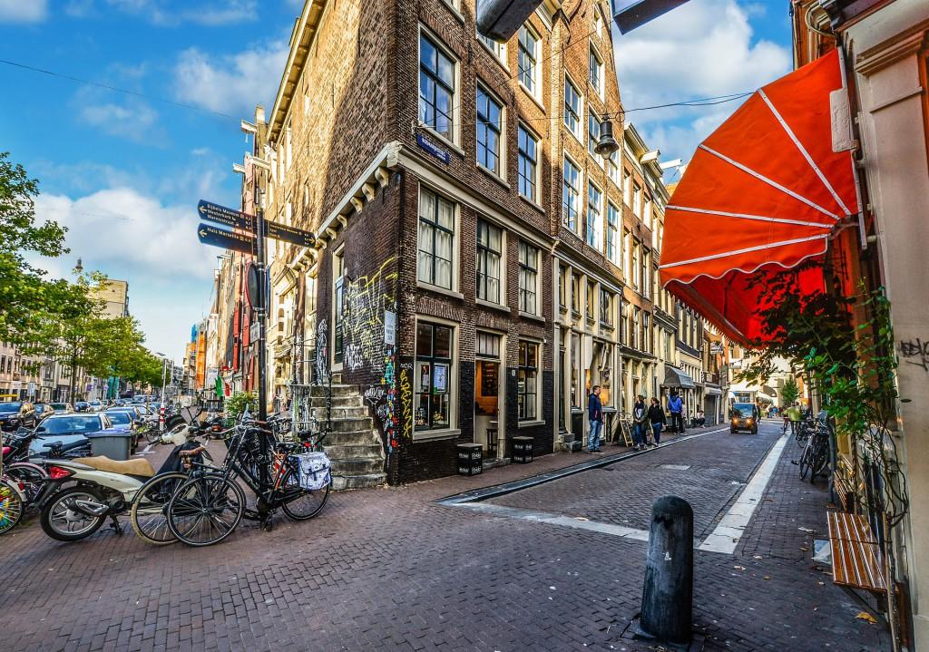 amsterdam-street-holland-pays-bas