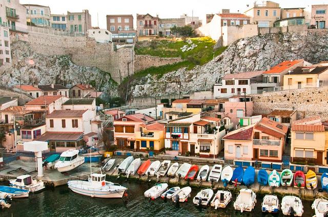Marseille, le long de la corniche Kennedy-269020100314