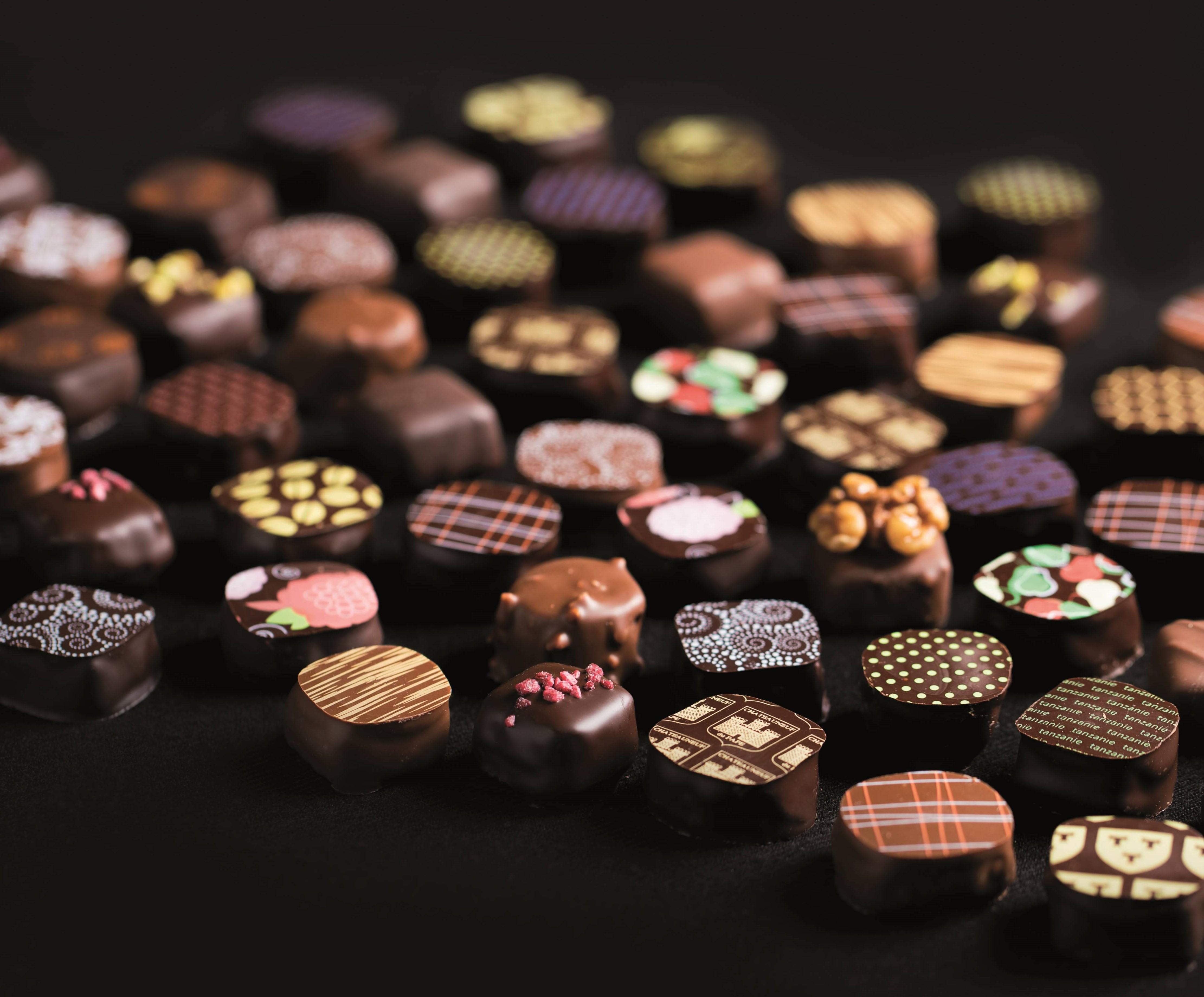Visitez le Vaucluse lors de vos vacances et rendez visite à la chocolaterie Castelain