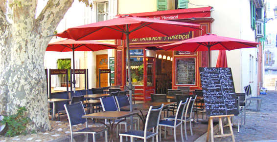 Bouchon-Provençal - Saint Raphaël