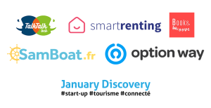 TOP 5 des start-up colloboratives du mois de Janvier