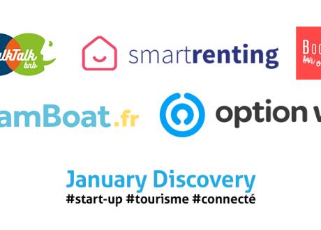 TOP 5 des start-up colloboratives du mois de Janvier