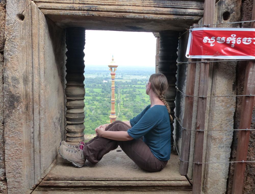 Tiphanya Phnom Chisor Cambodge