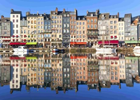 Honfleur_France_Honfleur, France