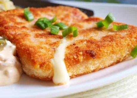 Smažený sýr 2-min