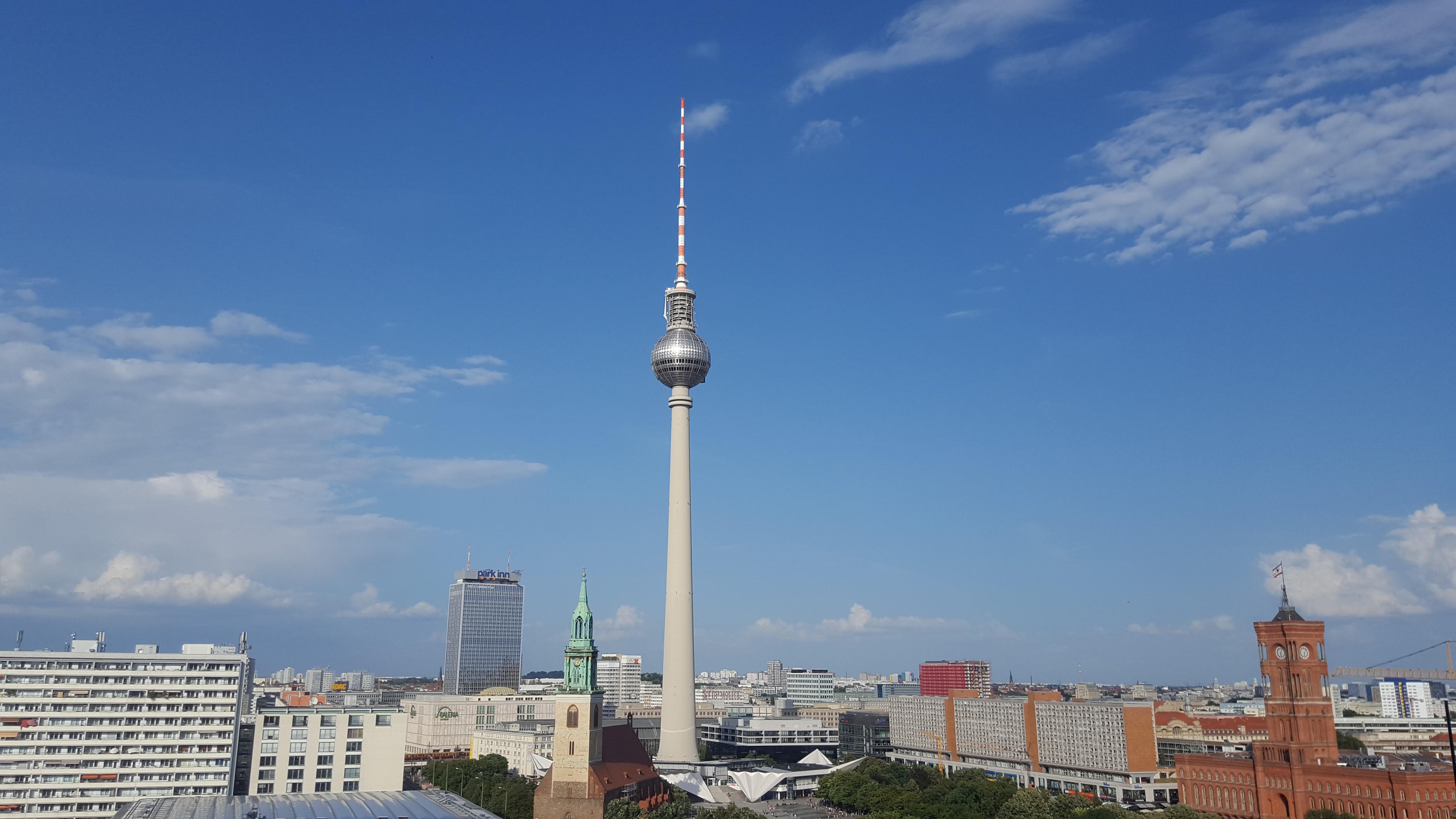 Tour de télévision Alexanderplatz