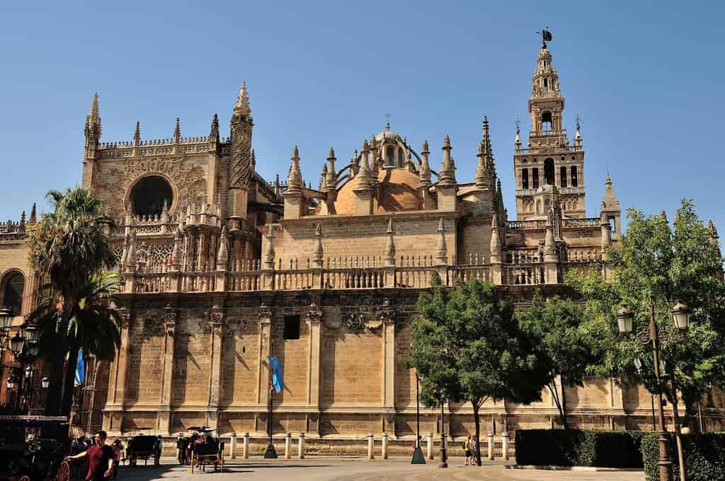 Cathédrale Santa María de la Sede-min