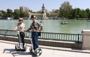 Visite de Madrid