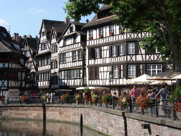 Maisons Strasbourgeoises