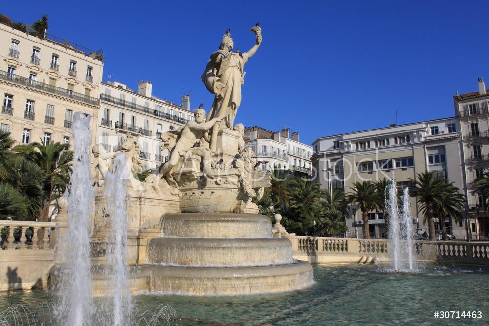 Toulon_France_Place de la Liberté à Toulon_30714463_Preview