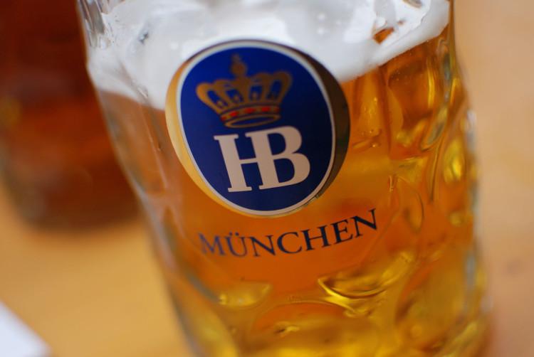 Les bières de Munich
