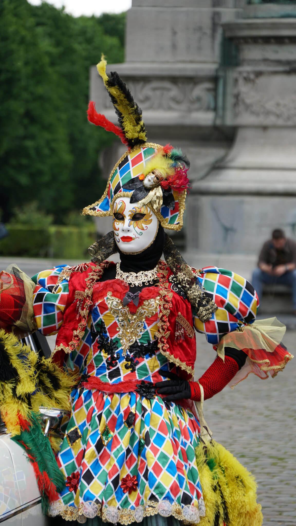 L'édition 2019 du Carnaval de Venise