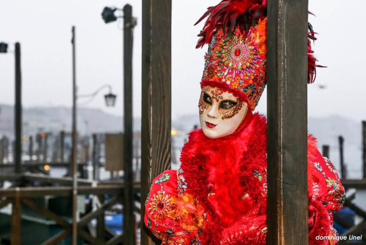 Masques et costumes du Carnaval de Venise