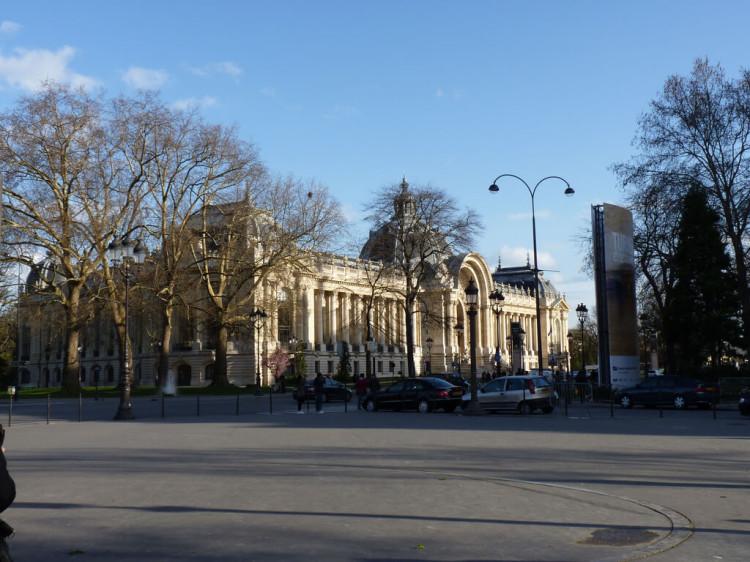 Le petit Palais de Paris, musées de Paris