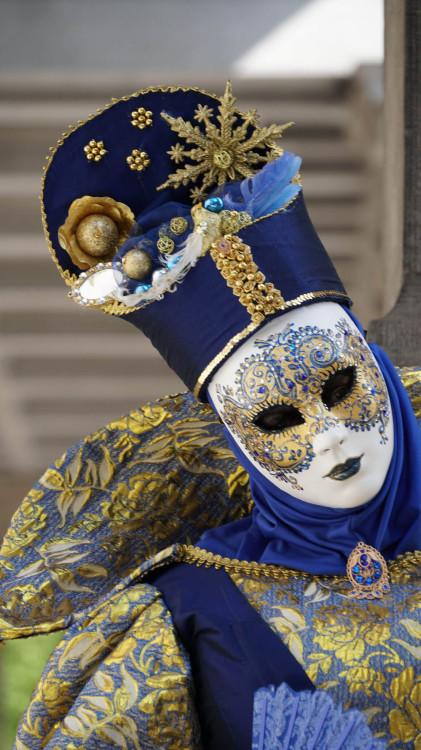Masque Volto du Carnaval de Venise