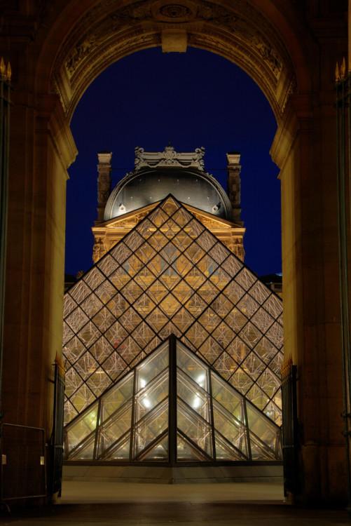 Le Louvre musée de Paris