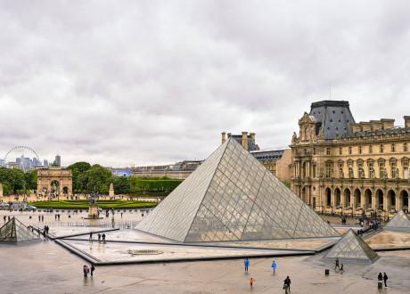 Musée du Louvre de Paris