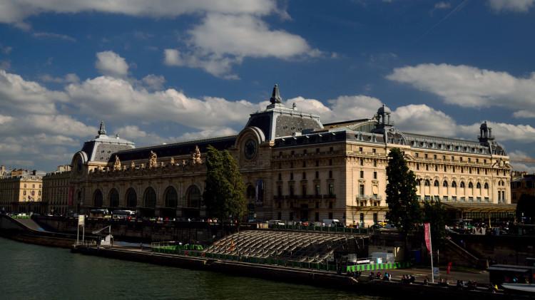 Le musée d'Orsay de Paris